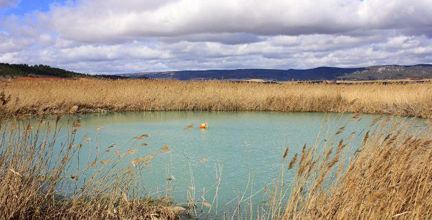 Lagunas de Fuentes, destino de la primera excursión el 7 de mayo.