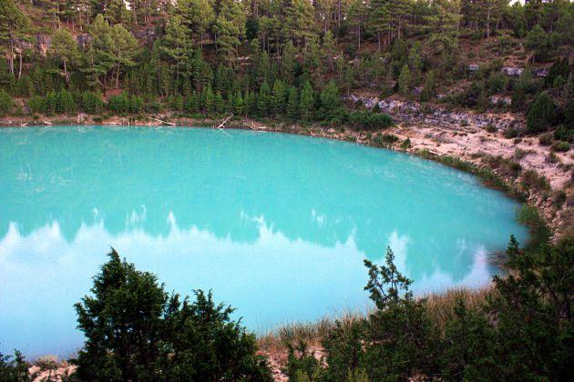 Lagunas de Cañada del Hoyo, destino de la excursión del 3 de septiembre.
