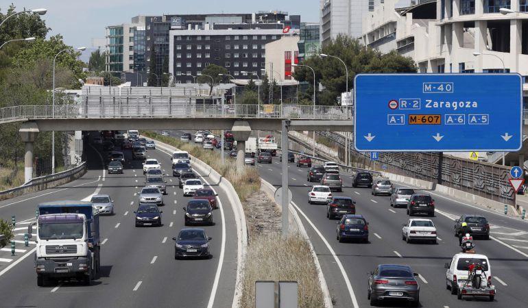 La Dirección General de Tráfico (DGT) pone en marcha a las tres de la tarde de hoy el dispositivo especial con motivo del puente de mayo
