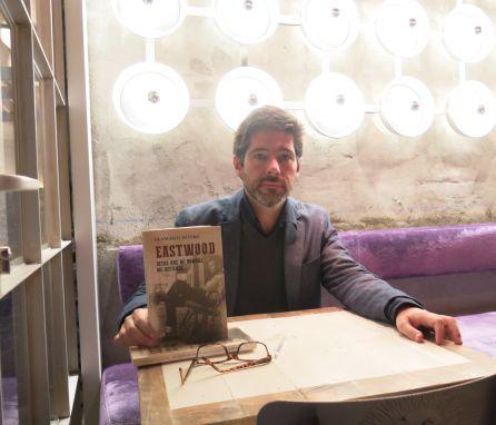 Francisco Reyero, con su libro Desde que mi nombre me defiende