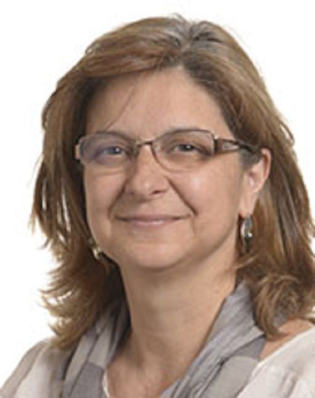 Paloma López, eurodiputada de Izquierda Unida