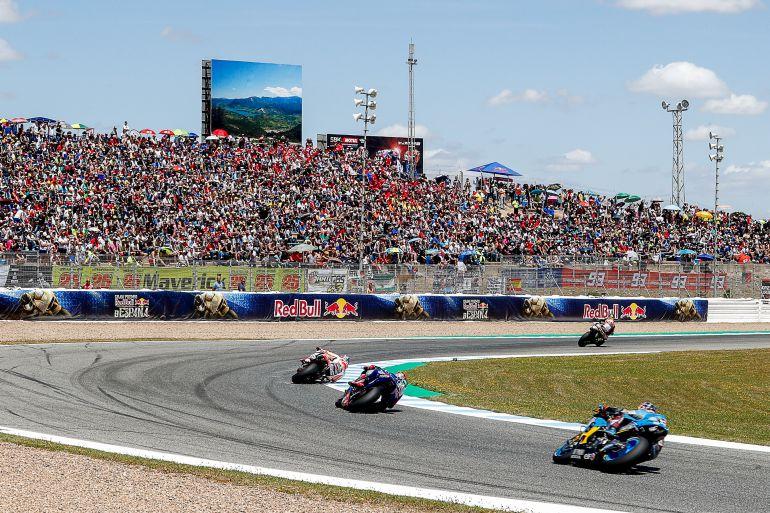 Circuito Jerez : Sábado gigante en el circuito de jerez radio