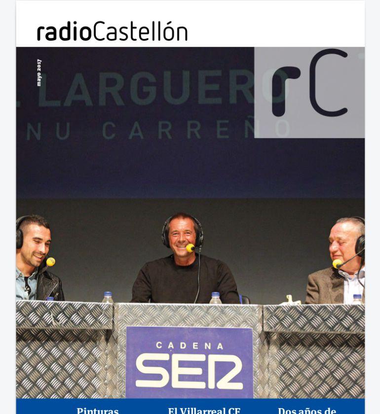 rC, la revista de Radio Castellón