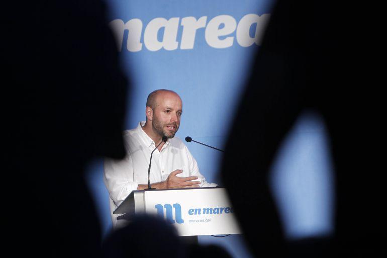 """Villares responde a Ferreiro: """"En Marea tiene órganos internos para debatir su futuro"""""""