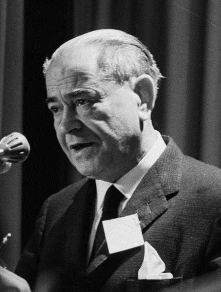 Rodolfo Llopis en 1963.