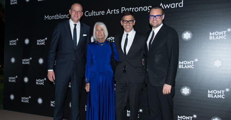 El Premio Arts Patronage de la Fundación Cultural Montblanc busca que se ponga el interés general sobre artistas del mundo entero