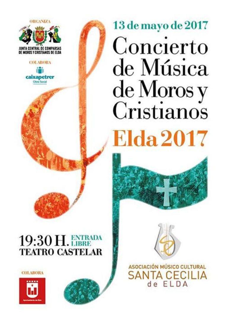 La AMCE Santa Cecilia ofrecerá este fin de semana un concierto de música festera