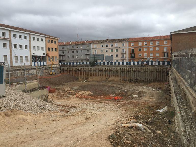 Cuenca: Nueva reunión entre Junta y Ayuntamiento para desbloquear el parquin de Astrana Marín