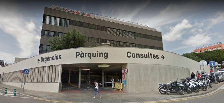 Una imatge de l'hospital de Sant Joan de Déu, a Esplugues de Llobregat