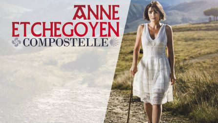 """Compostelle"", el último disco de Anne Etchegoyen"