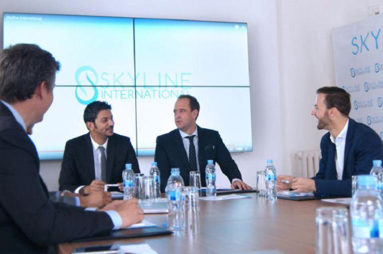 Skyline no comprar las acciones del expresidente del for Oficina de empleo elche