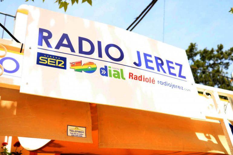 Imagen de la caseta de Radio Jerez