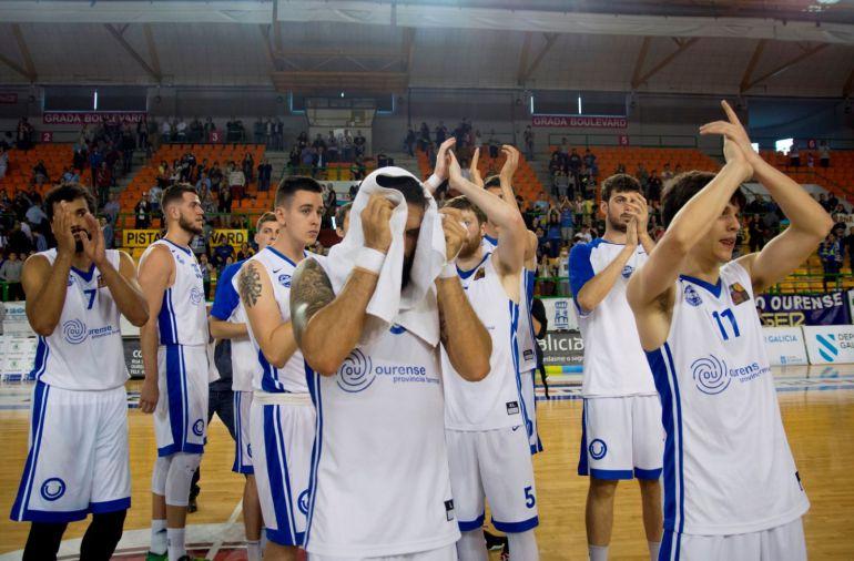 El Club Ourense Baloncesto, perdía el cuarto encuentro del play off de ascenso a la liga ACB, en el Pazo frente al Oviedo por 66 a 74.Gran temporada la del equipo de Gonzalo García.