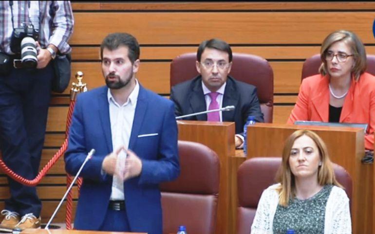 Tudanca confía en que el decreto sobre las térmicas no sea 'un parche'