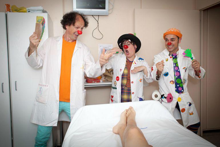 La Asociación de payasos de hospital de Bizkaia pide ayuda