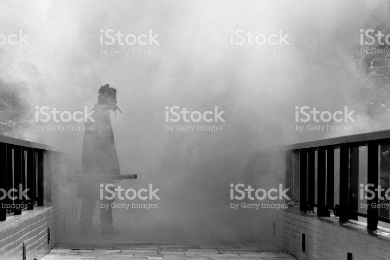 Matrimonio intoxicado: Fallece un matrimonio por la fumigación en una vivienda próxima
