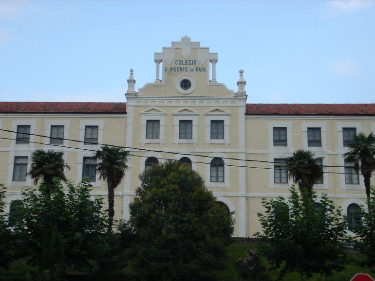Colegio San Vicente de Paúl de Limpias
