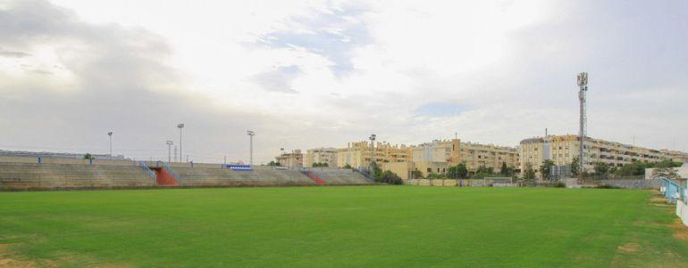 Campo de la Federación Malagueña de fútbol