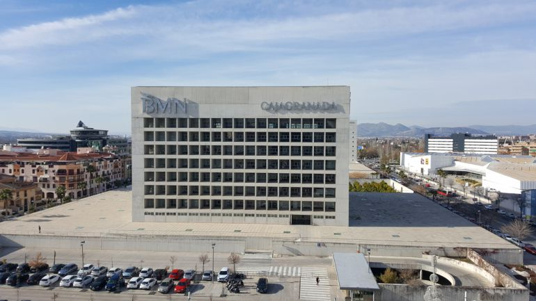 Sede de BMN-CajaGranada