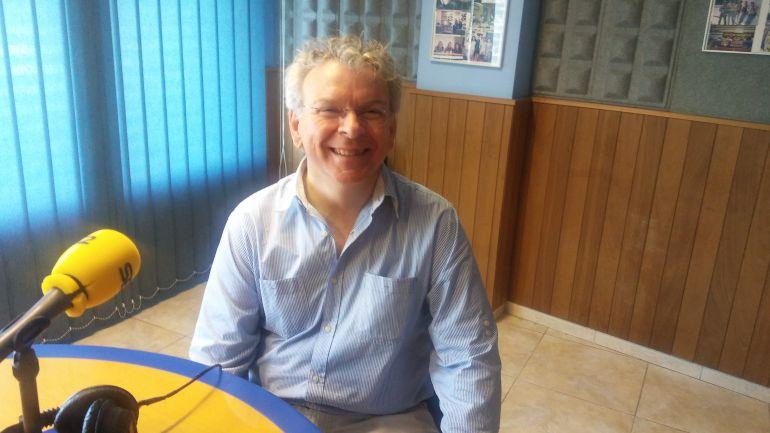 Juanjo Riera, presidente de los hoteleros.