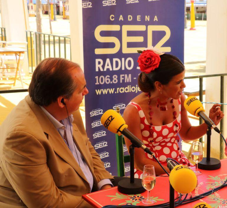 Imagen de Teresa Rodríguez, líder de Podemos en Andalucía