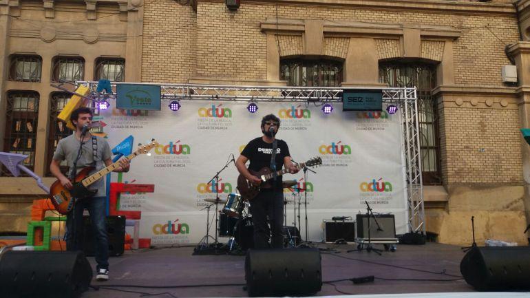 Borja Casado and The Singles