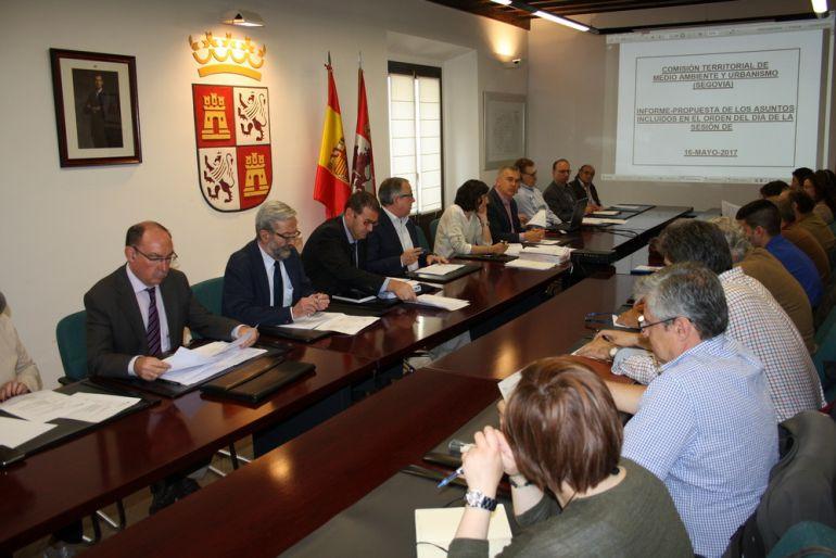 Reunión Comisión Medio Ambiente y Urbanismo