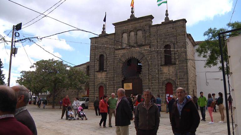 Plaza de Toros de Baeza