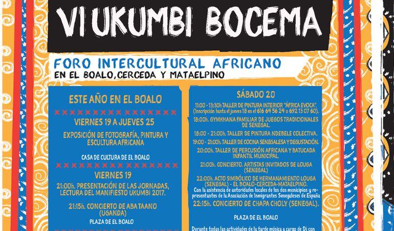 Ukumbi Bocema en El Boalo