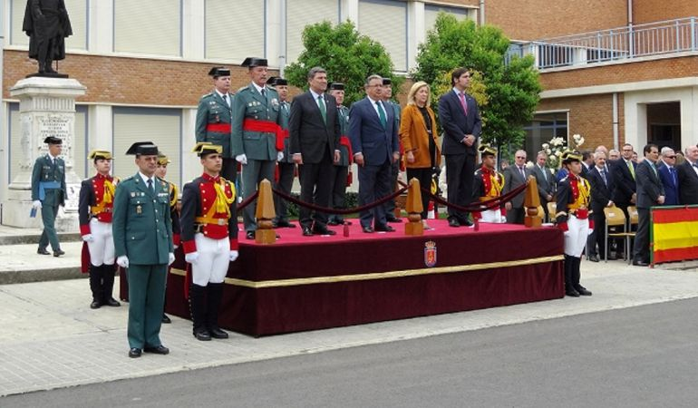 Valdemoro acoge el tradicional aniversario de la guardia for Ministerio del interior guardia civil