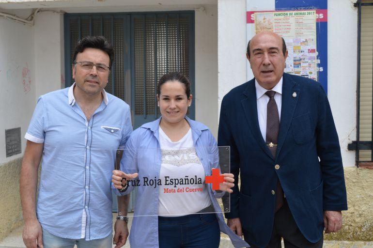 Cruz Roja se establece en Mota del Cuervo tras la firma de un convenio