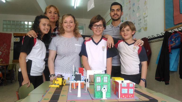 El Colegio las Carmelitas de Elda ha finalizado el proyecto de sostenibilidad donde han participado los alumnos de 6º curso