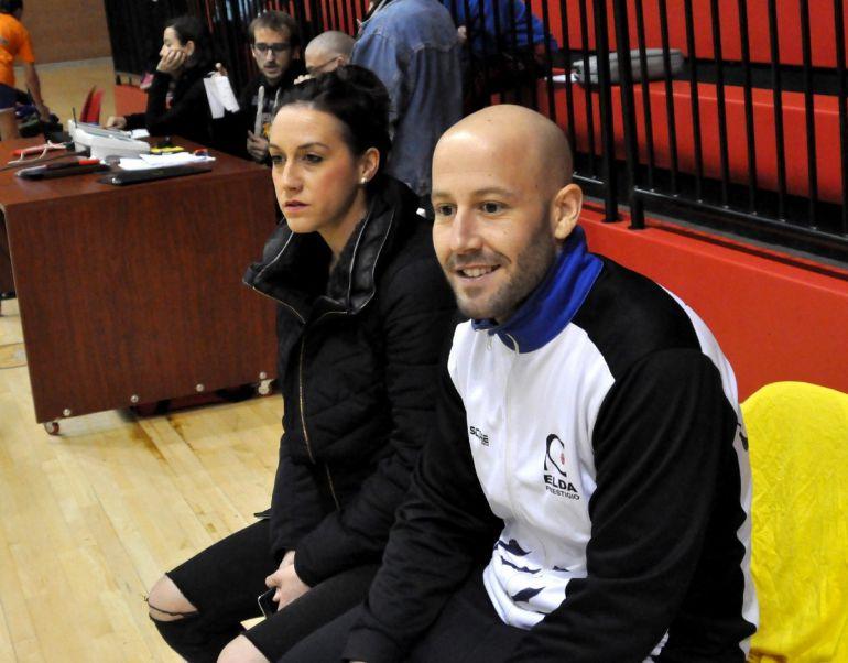 Cristina Gabaldón será la ayudante de Fran Piedecausa en el primer equipo del Elda Prestigio