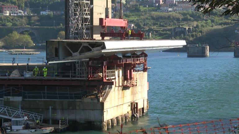 Precariedad laboral en el Puente de Rande