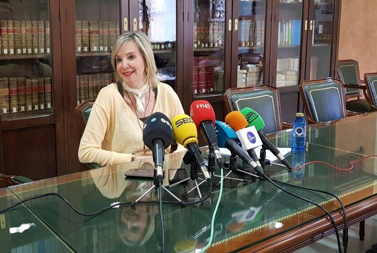 Ana Tárrago, Fiscal Superior de Andalucía.