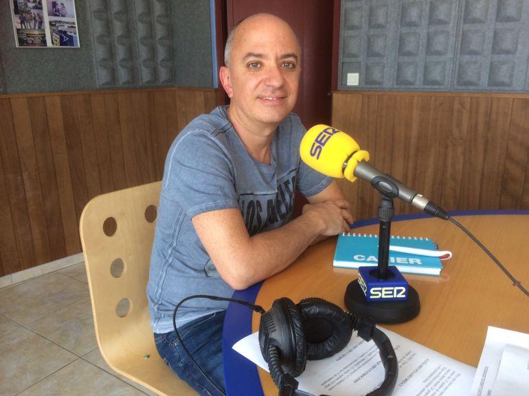El veterinario de la Ser, Fernando Ribas.