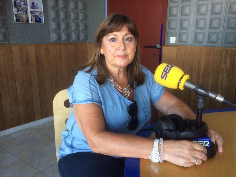 Maria Angeles Leciñena en Hoy por Hoy