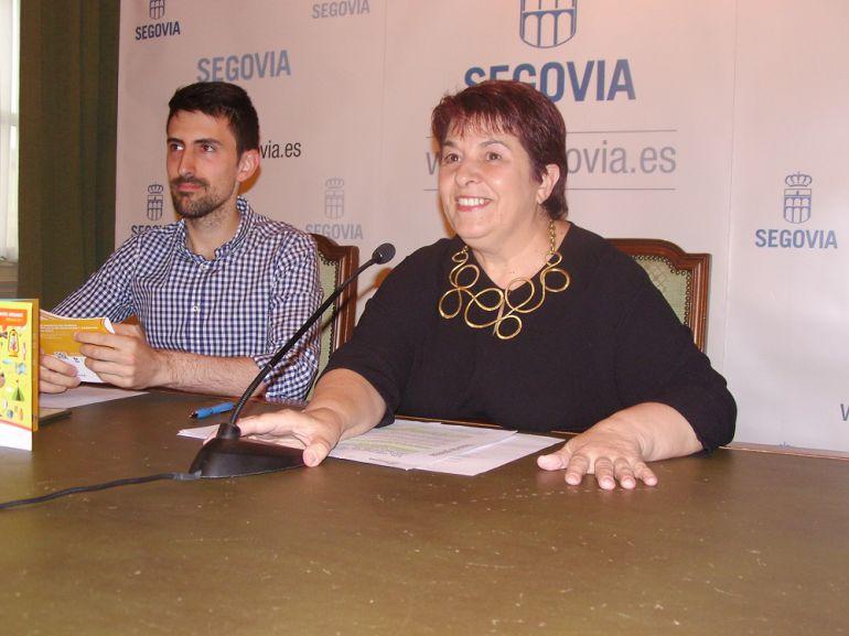 Presentación Campamentos Urbanos Segovia Joven