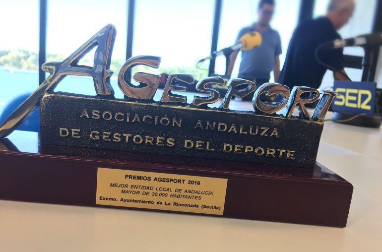 Premio AGESPORT La Rinconada