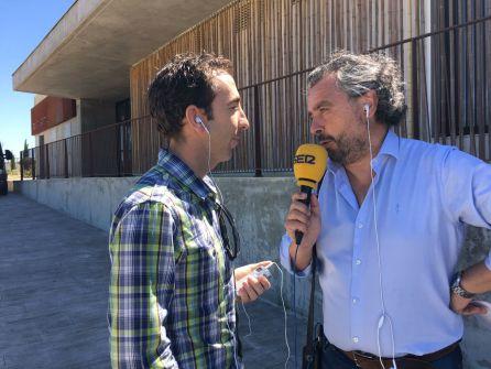 José Claudio Sánchez y Paco García