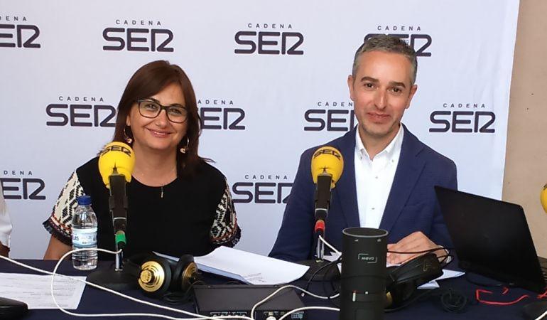 La directora general de Cultura, Carmen Amoraga, y José Luis Pérez Pont, director del Consorci de Museus, son dos de los invitados en el programa realizado desde el Centre del Carme con motivo del Día internacional de los Museos