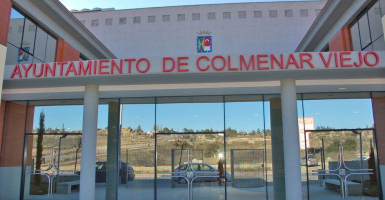 Edificio Municipal de La Estación en Colmenar Viejo