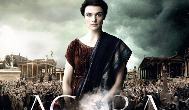 Hipatia de Alejandría es una de las mujeres imprescindibles en la historia de la ciencia y así la retrató Alejandro Amenábar en 'Ágora'