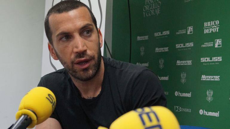 Será la novena fase final para Joaquín Sorribas, la segunda desde que colgó las botas