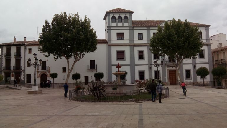 Plaza Mayor de Baza