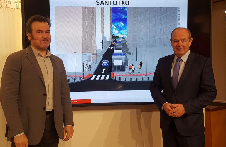 Nuevos ascensores en Miribilla y Santutxu