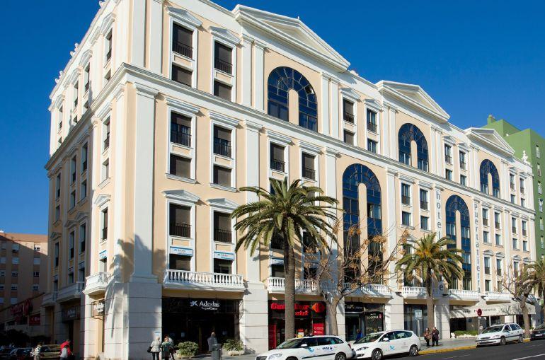 El Hotel Monte Puerta Tierra sometido a una reforma general