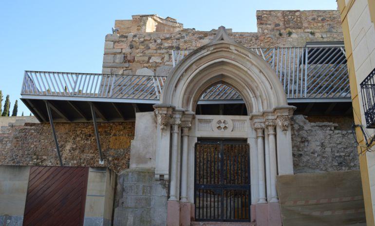 MC se manifestará en Murcia para reclamar la restauración de la Catedral de Cartagena