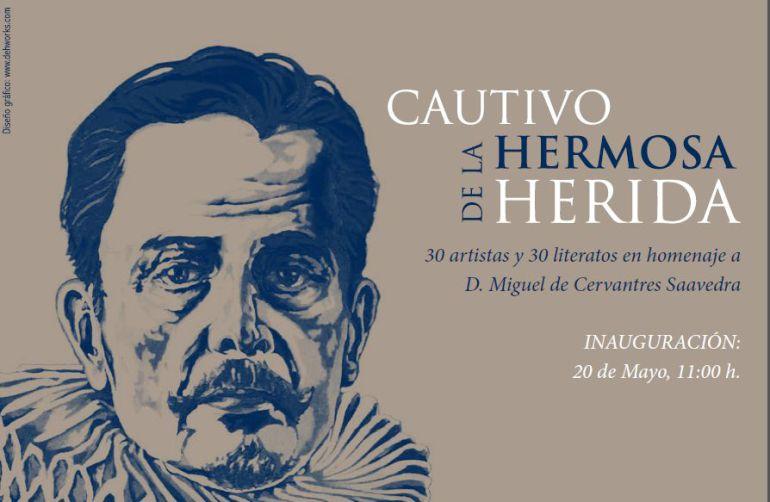 La exposición 'Cautivo de la hermosa herida' llega a Cartagena