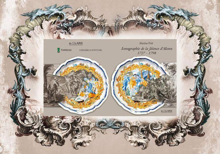 """El Museu de Ceràmica acoge la presentación del libro """"Iconographie de la faïence d'Alcora"""""""